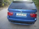 BMW X5 4 6is in Armenia Charencavan Balbabyan
