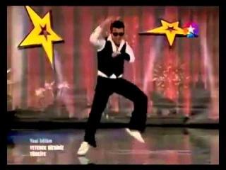 Sertaç Yay - Alp Kırşan Yetenek Sizsiniz Türkiye  Gangnam Style