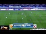 Real Sociedad 0 - 1 Atletico Madrid Incredible golaso Radamel Falcao