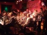GEORGE GARANIAN'S KRASNODAR BIG BAND Bogui Jazz, 19 Nov. 2012,