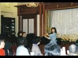 E.Bozza Agrestide Atsuko Koga Yukiko Ogura 古賀敦子フルート 小倉幸子ピアノ ボザ アグレステ&#124