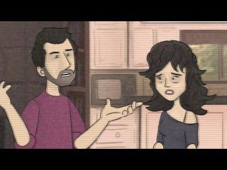 Как должен был закончиться фильм: Паранормальное Явление (1,2,3)