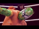 Sin Cara and Rey Mysterio Vs Team Hell No WWE Smackdown 2/1/13