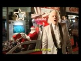 Doc Brown BTTF - Comercial Garbarino - Navidad 2011 - Publicidad Volver al Futuro