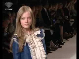 fashiontv | FTV.com - Models S/S 07 Vlada Roslyakova