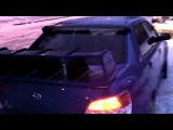 Subaru Imperza WRX STi with WRC wing (HD)