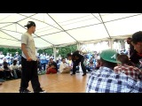 Majid (Old FutureGhetto Style) vs. Batalla (ITC) - Hip Hop - Soul Train