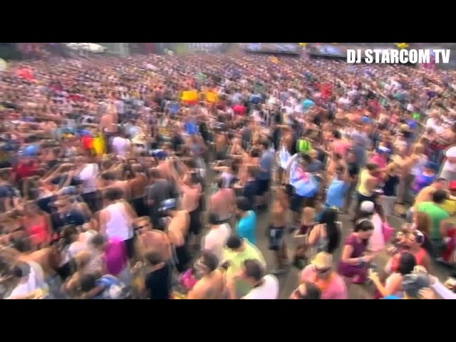 Tiesto Hardwell vs Alphaville - Young Zero (DJ Starcom Bootleg) [Teaser] Hardwell Live @ Tomorrowland 2012