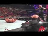 You suck Undertaker! Your momma sucks! - Backlash 2002 HD