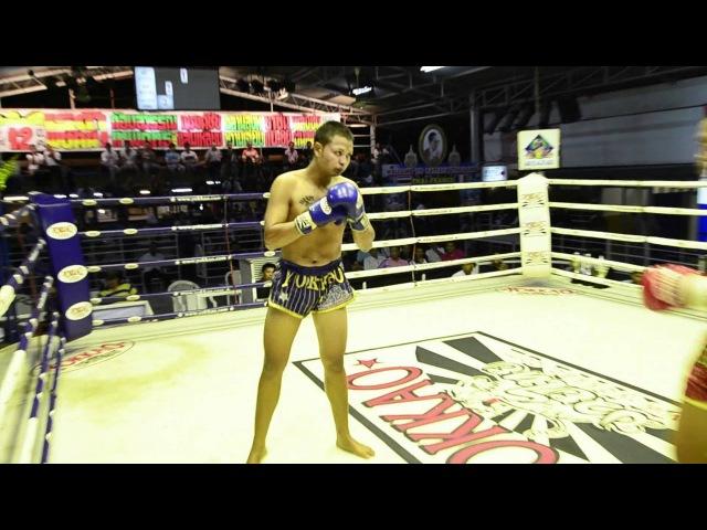 Imwiset Pornnarai vs Punnoipetch Supapam @ Yokkao Thepprasit Stadium