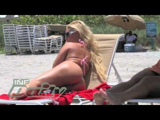 The Latest On Coco's G String Bikini & Lady Gaga Tells Girls To Wait
