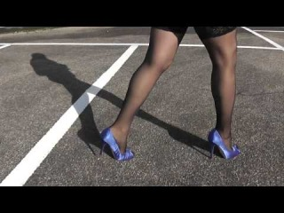 High Heels and Stockings The Lady´s Mix
