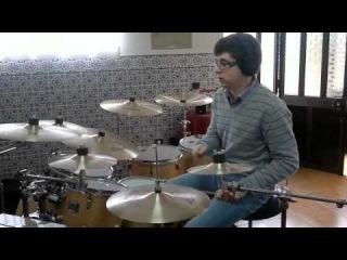 Feeling good - Michael Buble (Drum Cover) Tiago Oliveira