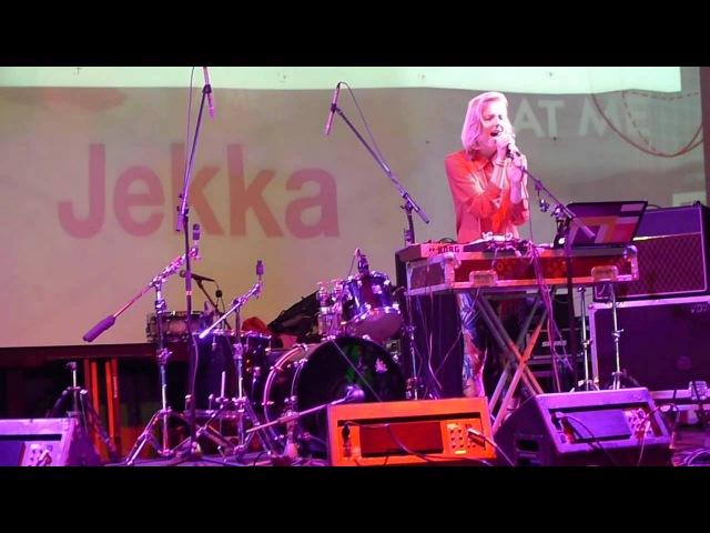 Jekka@Stereoleto 24.06.12/Jekka на Стереолете - Broken Clocks