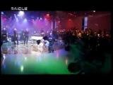 Alex Baroni e Claudio Baglioni. Duetto(si, 2 ..etti di grandi!!!)- in: Quante Volte con la presentazione di Fabio Fa