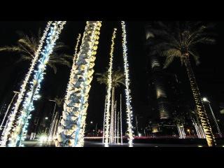 Дубай Сегодня 2. Dubai Today 2. Time-lapse.