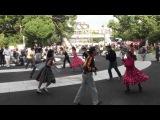 The Twist Dancers Harajuku Tokyo Japan Chubby Checker