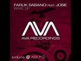 Faruk Sabanci feat. Josie - Wake Up (Original Mix) HD