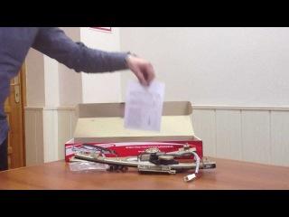 Видеообзор электрических стеклоподъемников Форвард для ВАЗ-1111 Ока