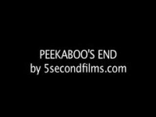 Peekaboo's End