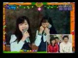 Two Korean Girls Show (First version, Duck Fly (Ori nalda))