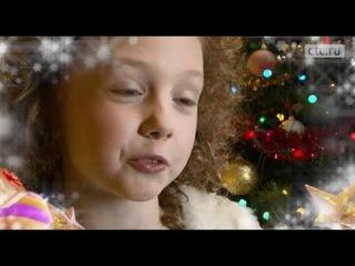 Пуговка рассказала, что попросит у Деда Мороза