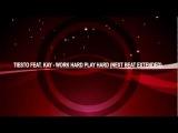 Tiesto feat Kay Work Hard Play Hard Next Beat Extended HD