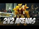Swifty Getting CC Trolled 2v2 Arena vs Fmage/Rdruid