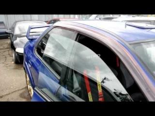 Субару Импреза WRX STI 2200c 4WD - 450сил !!!
