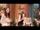 Kristen Live With Kelly May 31,2012