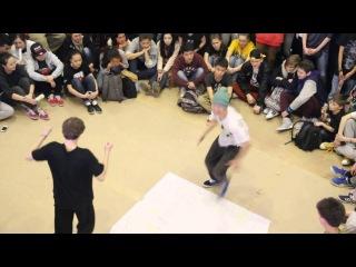 Danik Fantom / Hip Hop Proff Play Battle / SDK Preselection 2013