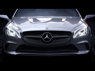 Алмазная колесница, или Mercedes CLA