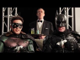 THE DARK KNIGHT RAGES (Batman Plays Video Games)