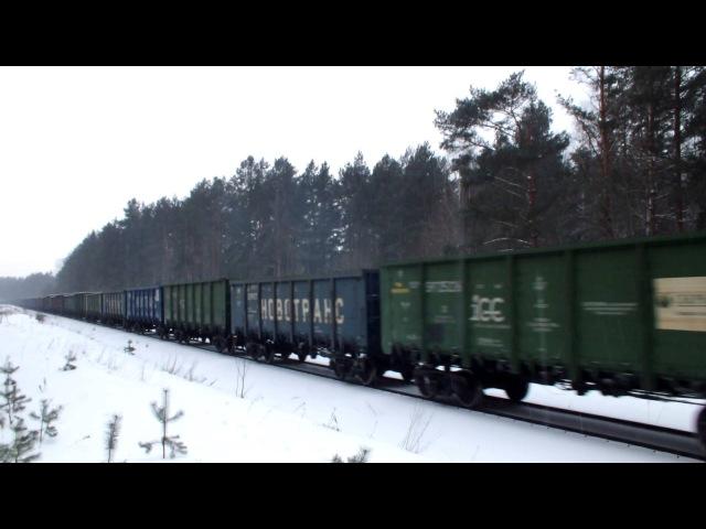 [БЧ] 2ТЭ10МК-2935 / [BCh] 2TE10MK-2935 (Daugavpils - Krauja)
