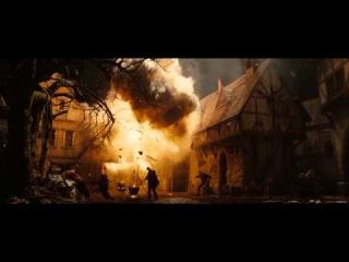 Охотники на ведьм 3D. Русский трейлер 2013. HD