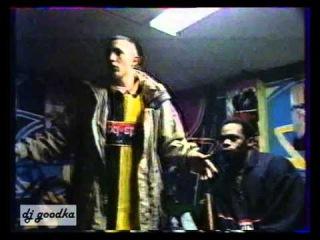 La Cliqua - freestyle et interview Rocca des 90s
