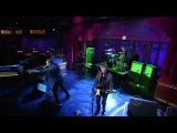 "Gang of Four ""Never Pay For The Farm"" on Letterman 2011-02-08"