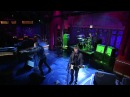 """Gang of Four """"Never Pay For The Farm"""" on Letterman 2011-02-08"""