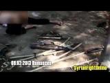 06.02.2013: Syrian Army killing FSA terrorist (5)