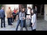 Тейлор Свифт и Зак Эфрон танцуют вокруг Селены,Джастина Бибера,Эйкона