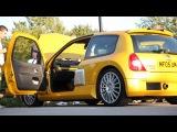 Clio Sport Meet 3/7/2011