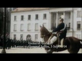 World War I in Color & HD Episode 1- Catastrophe