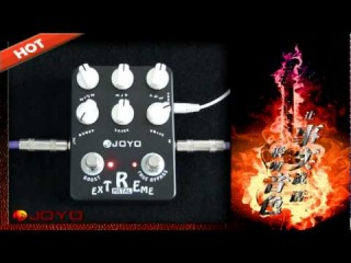 JOYO Extreme Metal Effects Pedal - JF-17.mp4