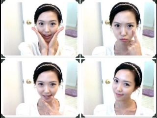 IU 아이유 Inspired Makeup Tutorial For Back To School Photo Day