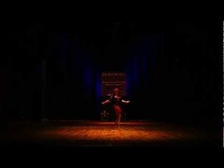 Latifa (PL) - Baladi Improvisation - Euro Raks Festival 2012 Belly Dance, Taniec Brzucha