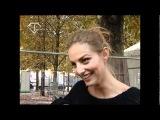 fashiontv   FTV.com - MICHAELA KOCIANOVA MODEL TALKS S/S 09
