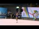 Кабисова Милана 2001г. Мяч. Казань. Юные гимнастки -2011