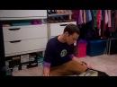 Теория большого взрыва  The Big Bang Theory Сезон 6 Серия 19 [Кураж-Бамбей] 720p