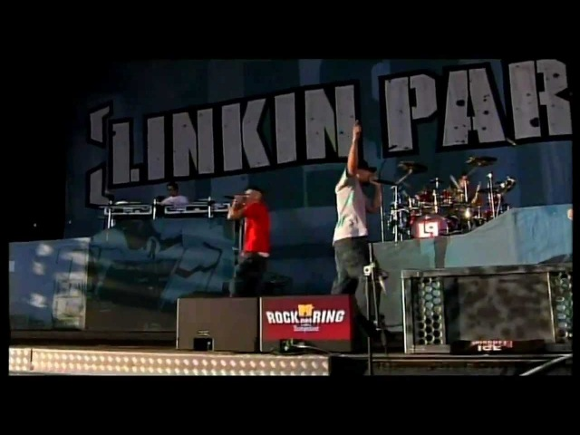 Linkin Park - Step Up/Nobody's Listening/It's Goin' Down ( Rock Am Ring 2004 ) [HD]
