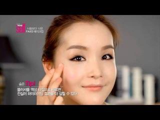 Активный и интересный урок по макияжу от корейской девушки! Чудесное перевоплощение!